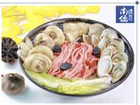 【南僑讚岐】黑蒜蛤蜊雞湯紅藜麵