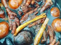 香菇焖鸡爪
