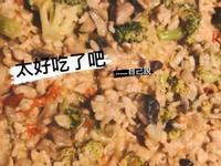 簡單爆好吃番茄蘑菇雞肉燉飯