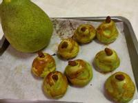 柚子蛋黃酥