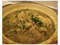 穀盛綠咖哩料理:綠咖哩湯麵