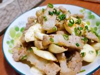 椒鹽豬肉茭白筍