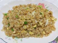 蔬菜蛋炒飯~中華二門市~飛利浦萬用鍋
