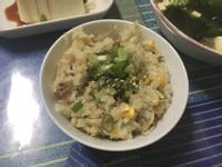 玉米牛蒡菇炊飯