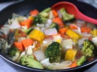 彩蔬瘦肚湯
