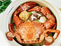 砂鍋澎湖野生石蟹