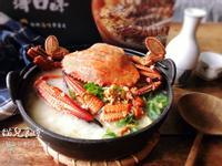 海派螃蟹粥