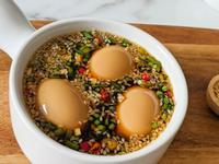韓國麻藥雞蛋