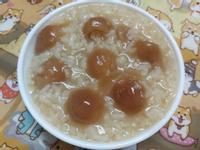 桂圓米糕粥~中華二門市~飛利浦萬用鍋