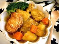 咖哩雞(新手簡單料理vs吃剩咖哩大變身)
