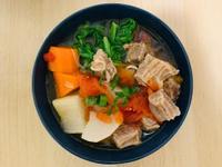清燉牛肉麵(電鍋版)