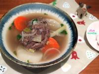清燉牛肉湯【電鍋版】