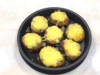 飛利浦氣炸鍋》焗烤香菇