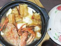 味噌石蟹鍋