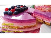 莓果起司蛋糕〈影片〉