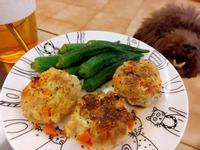 【親子餐😆】低脂雞肉豆腐餅 寵物可食