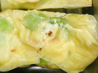 千張豆腐泥毛豆刺蔥捲(全素)