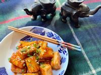 蒜蓉辣椒豆腐