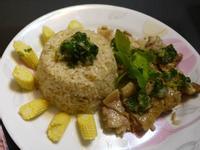 海南雞汁飯