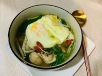 麻油雞湯(清爽版)