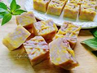 水晶地瓜芋籤粿