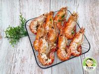 蒜香胡椒蝦~氣炸鍋簡單料理
