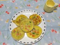 (煮食影片)洋蔥雞蛋餅