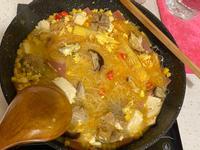 總匯起司冬粉火鍋料理(剩餘食材大總匯)