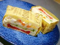 薯泥蛋三明治