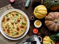 [蔬食]蘑菇絞肉鹹派