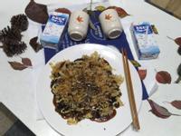 新餐肉創意大阪燒