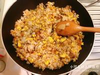 畢可思法式手工香腸-培根蛋炒飯