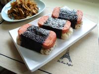 【野餐料理】餐肉飯糰