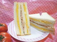鮪魚&南瓜沙拉三明治