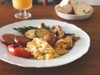 週日大早餐