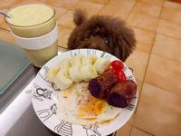 【增肌減脂🔥】地瓜香蕉brunch