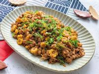 辣味噌肉醬金針菇