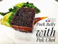 主菜篇|慢煮中式豬腩肉伴白菜 (附影片)