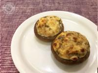 海苔乳酪烤香菇
