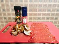 香菇牛肉卷🧂飛利浦氣炸鍋