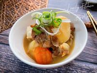 味噌馬鈴薯燉肉