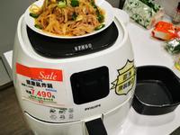 氣炸鍋版豬肉壽喜燒