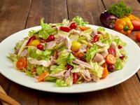美國火雞肉生菜沙拉