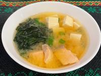 簡易味噌湯(李爸小撇步)