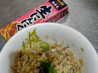 炒牛蒡酸菜飯