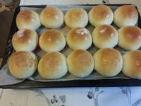 蜜紅豆麻糬麵包