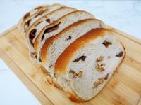食譜。酒釀桂圓麵包。吳寶春的冠軍麵包
