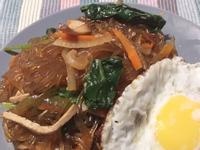 韓式雜菜(10分鐘上菜)