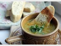 香菜胡蘿蔔濃湯