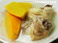 ㄚ曼達的廚房~南瓜雞湯